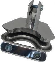 V-Rod universal Lampenhalter  Hochglanz poliert
