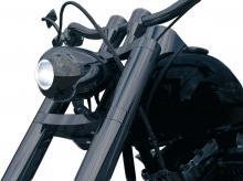 Xenon RAY 1 Scheinwerfer Set hochglanz poliert