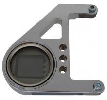 LCD Mini Digital Tachoeinheit für  Rockerbox Montage Evo Softail